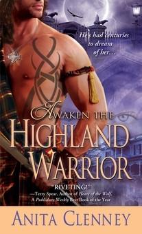 Awaken the Highland Warrior by Anita Clenney