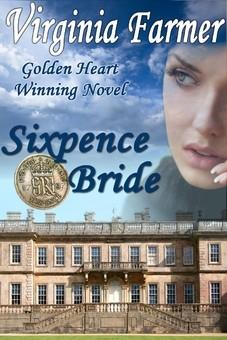Sixpence Bride by Virginia Farmer