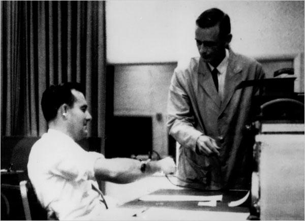 Milgram Obedience Experiment