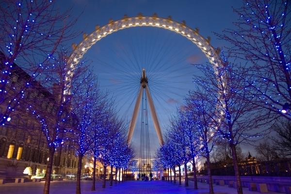 The London Eye Champagne Flight