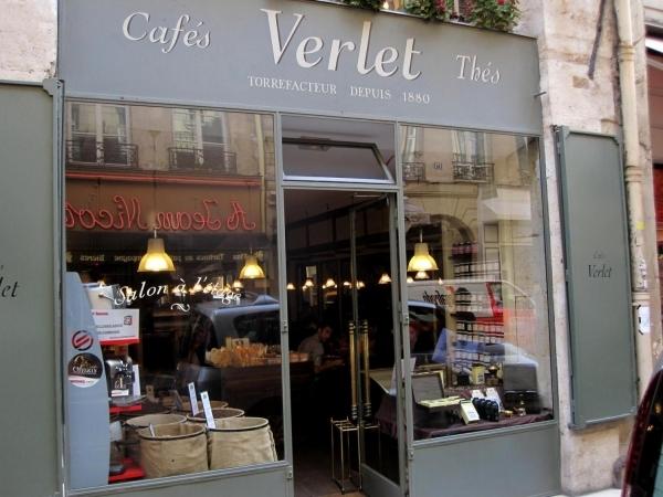 Cafes Verlet