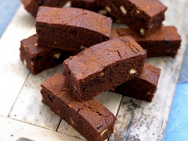 Five Minute Dark Chocolate Crunch Bars