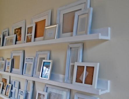 Ledge Shelf - 15 Simple but Awesome DIY Shelf Ideas ... …