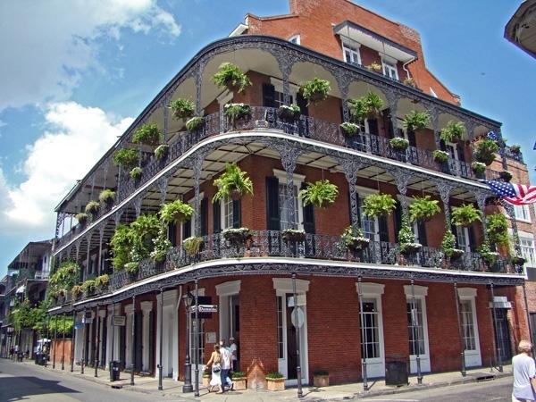 Go Oh La La in the French Quarter, New Orleans