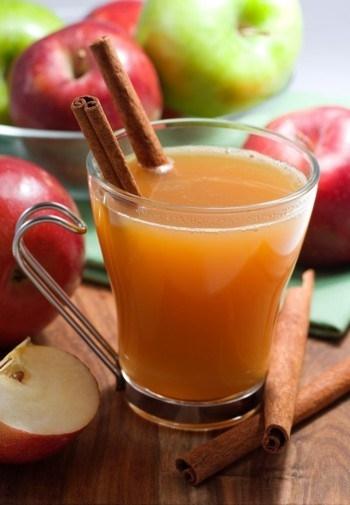Creamy Apple Cider
