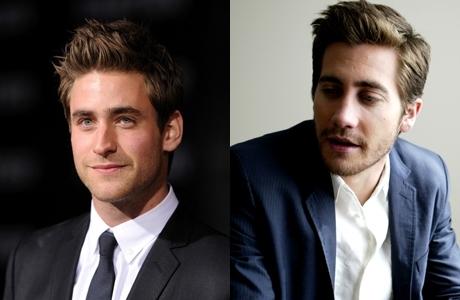 Oliver Jackson Cohen & Jake Gyllenhaal