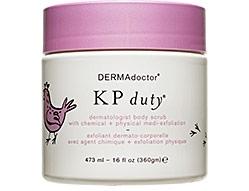 DERMAdoctor KP Duty Body Scrub