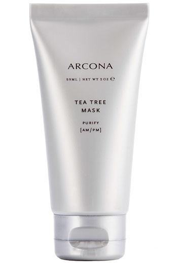 Arcona Tea Tree Mask, Purify AM/PM