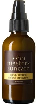 John Masters Organics Natural Mineral SPF 30