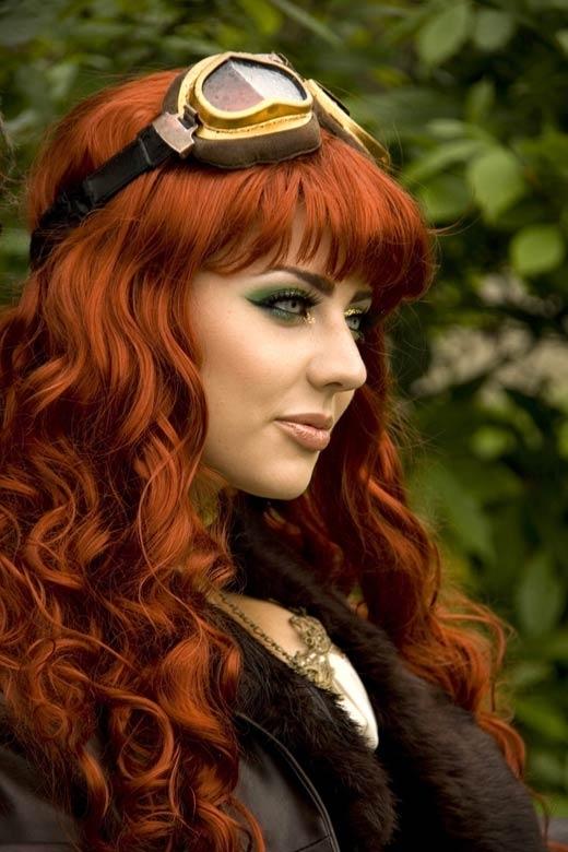 Gorgeous Hair 11 Fabulous Steampunk Fashion Elements