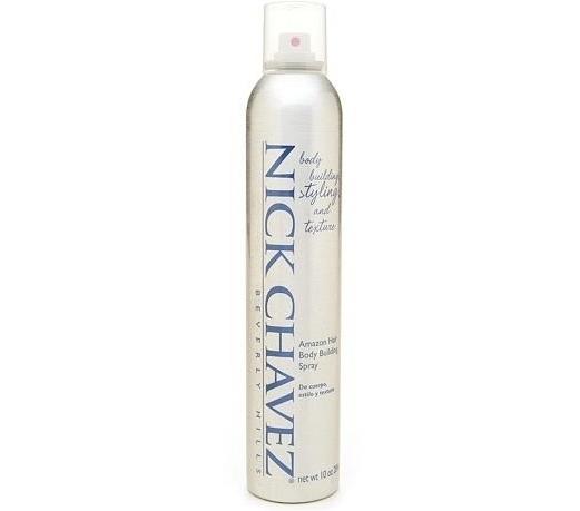 Nick Chavez Beverly Hills Amazon Hair Body Building Spray