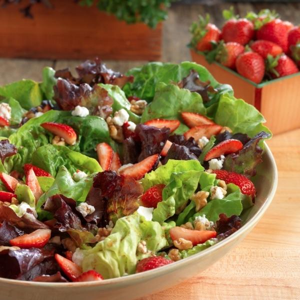 A Huge Salad