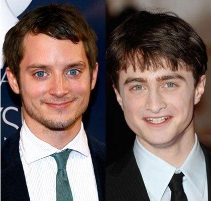 Elijah Wood & Daniel Radcliffe