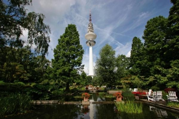 Enjoy the Planten Und Blomen Park