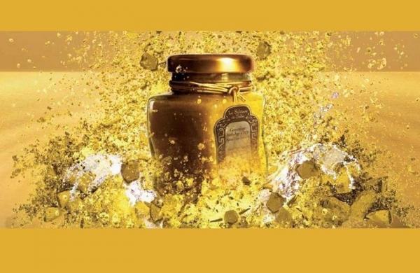 Carat Gold Body Ceremony