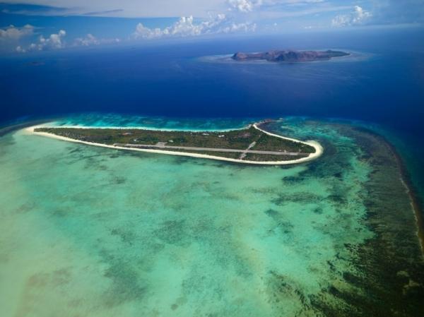 Pamalican Island, Philippines
