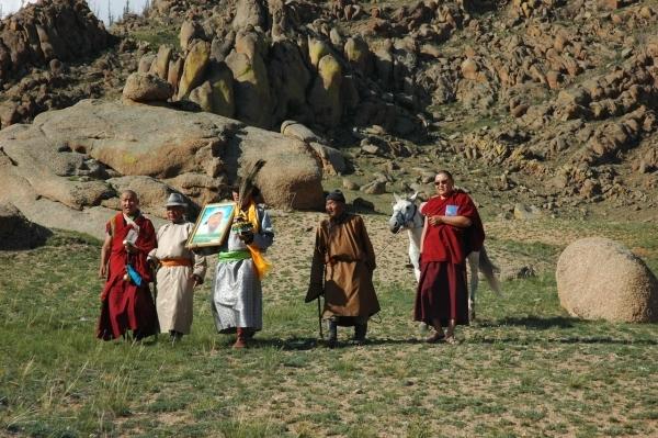 Khan Khentii, Mongolia