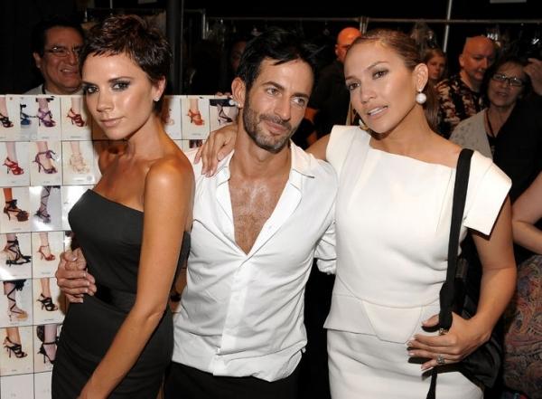 Victoria Beckham and Jennifer Lopez