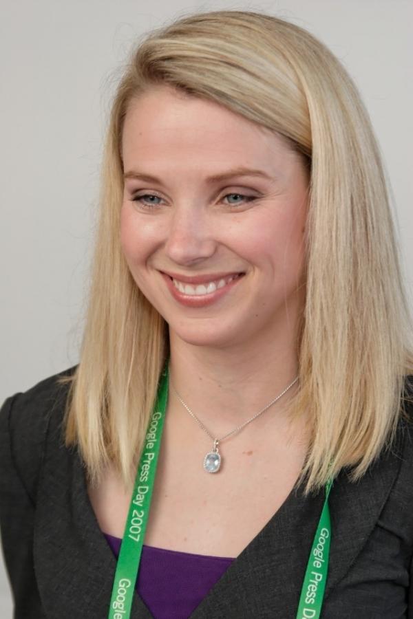 Marissa Mayer – President of CEO of Yahoo