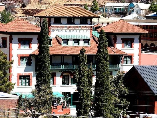 The Copper Queen Hotel