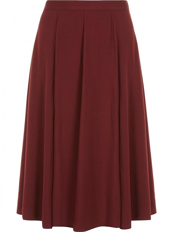 Twill Circle Skirt