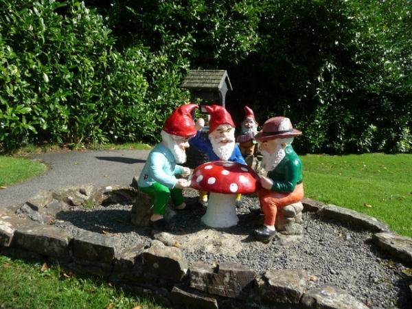 Gnome Reserve, North Devon