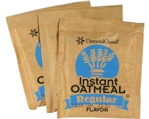 Oatmeal Packets