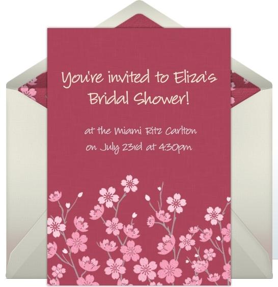 Send Paperless Invitations