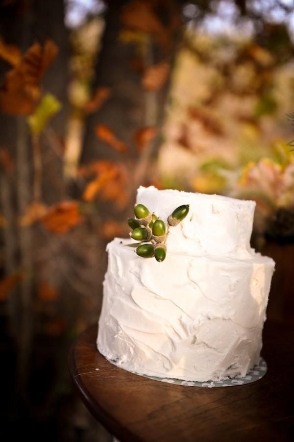 Mini Rustic Wedding Cakes