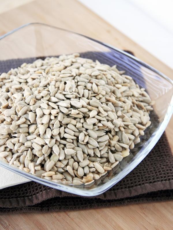 Unsalted Sunflower Seeds/Pumpkin Seeds