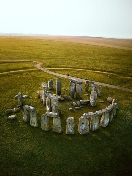 See Stonehenge, England