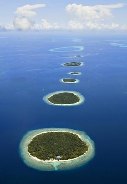 Marvel at the Maldives