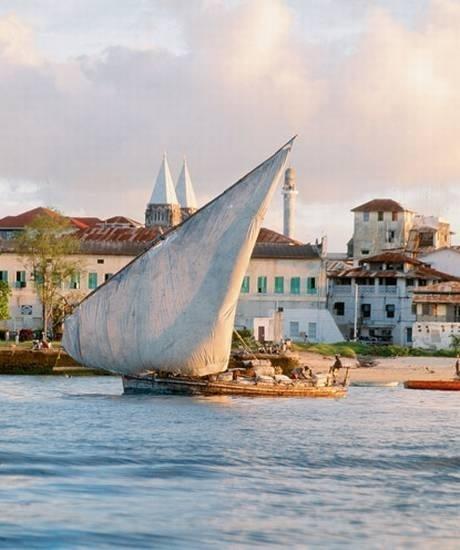 Spice Things up in Zanzibar