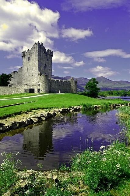 Kiss the Blarney Stone in Ireland