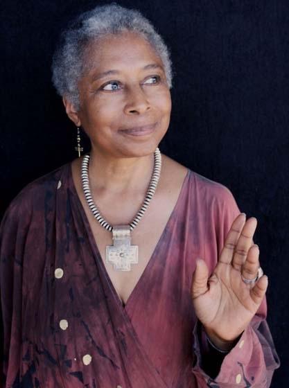 Alice Walker, American Author, Poet, and Activist