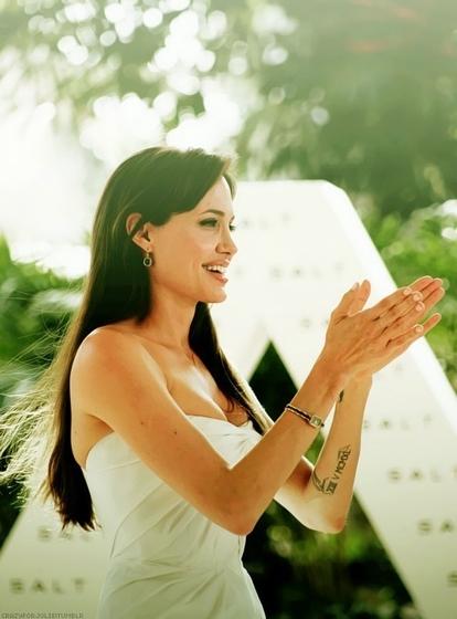 Angelina Jolie, American Actress