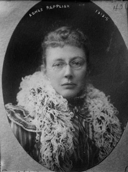 Agnes Repplier, American Essayist