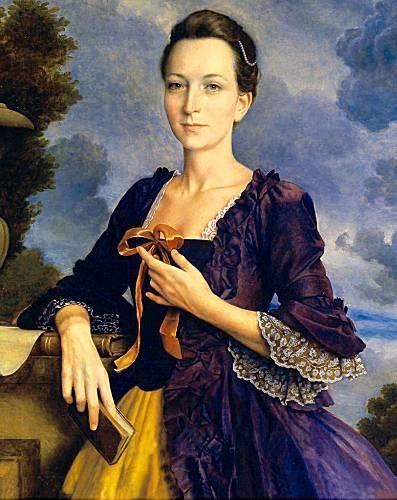 Martha Washington, Wife of George Washington