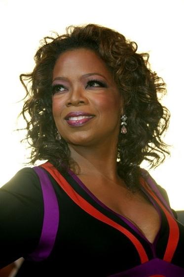 Oprah Winfrey, American Media Proprietor, Talk Show Host, Philanthropist