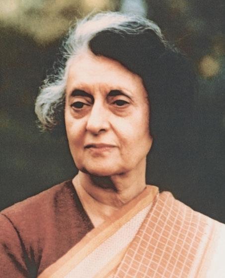 Indira Gandhi, Indian Politician