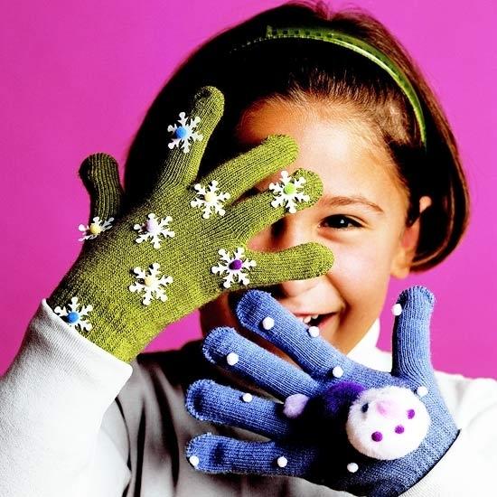Decorative Gloves