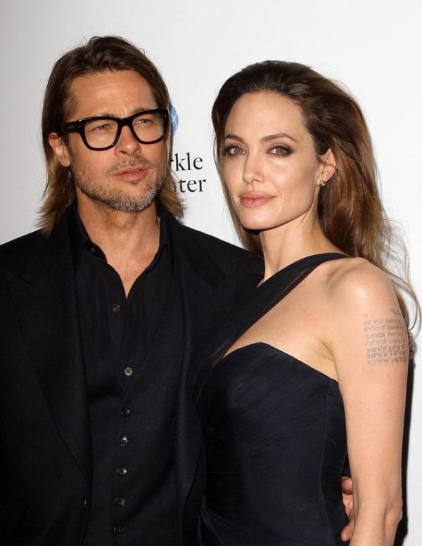 The Jolie-Pitt's