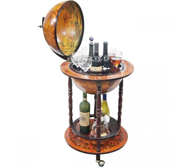The Classic Globe Bar