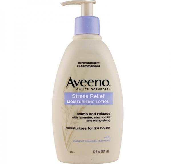 Aveeno Stress Relief Moisturizing Lotion