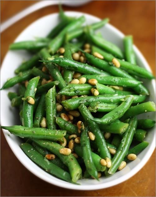 Lean Green Beans