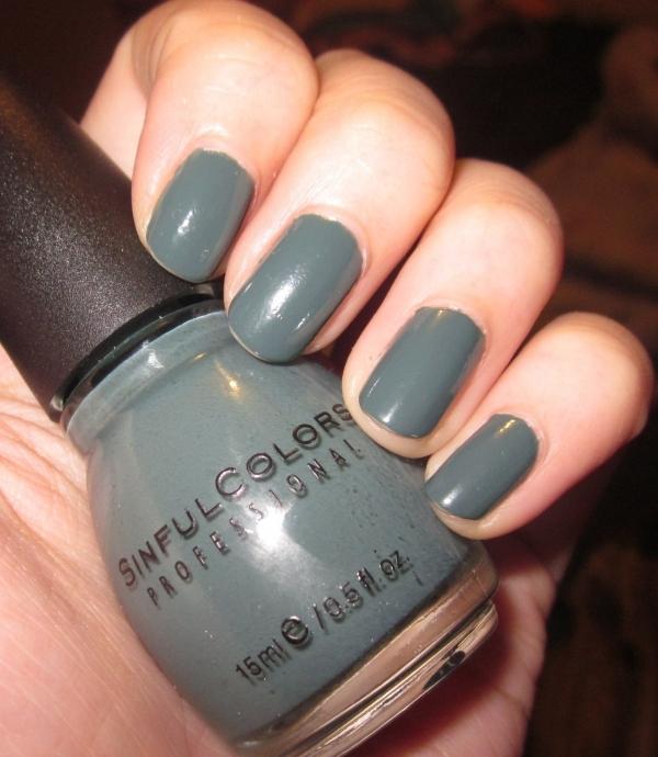 Muted Gray