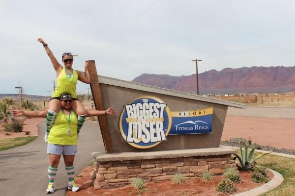 Biggest Loser Resort in Irvin, Utah