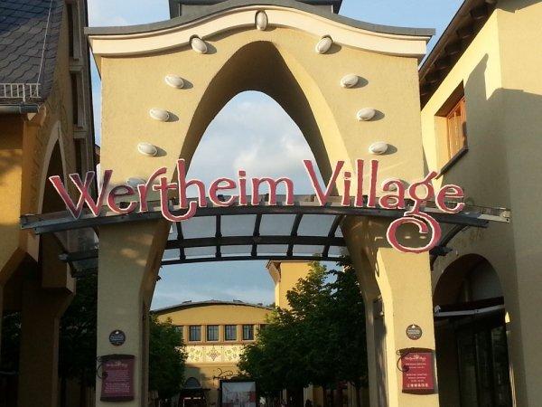 Wertheim Village - Frankfurt
