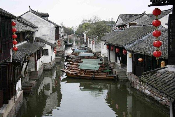 Suzhou Village - Shanghai