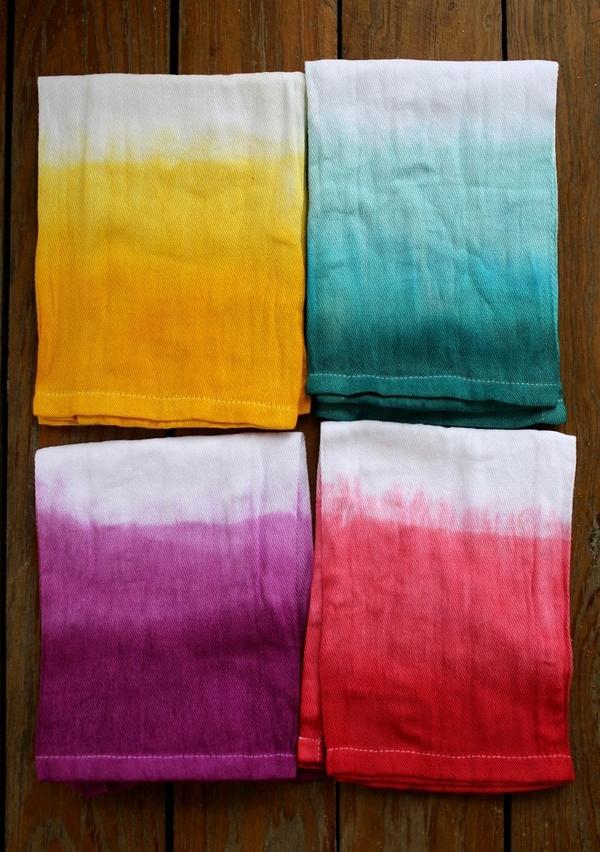 Dip Dye Canvas
